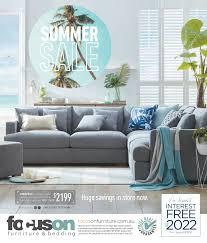 summer furniture sale. Focus On Furniture Catalogue 15 December 2017 - 28 January 2018. Summer Sale ! U