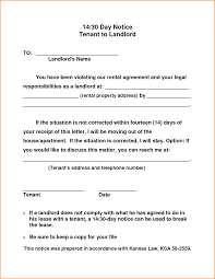 30 day notice to landlord form 10 30 day notice to landlord template loan application form