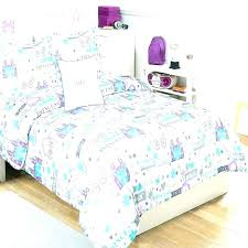 nature comforter set owl bedding twin sets target natures purest pure love bunny street back to co