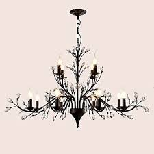 12 lights crystal chandelier modern contemporary traditional classic tiffany vintage retro country painting feature
