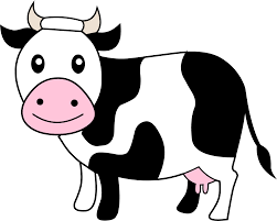 cow clipart black and white. Exellent Black Cow Head Clipart Black And White Panda Free Intended W