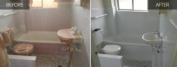 Bathroom Resurfacing Custom Design Ideas