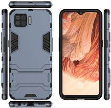 Amazon.com: Oppo F17 Case, Oppo A73 Case,Gift_Source Slim Case Hybrid Soft  TPU Silicone Bumper and Hard PC Back Cover Dual Layer Shockproof Protective  Shell with Kickstand for Oppo F17/Oppo A73 6.44