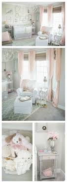 Baby Girl Room Decor 17 Best Ideas About Baby Girl Rooms On Pinterest Baby Bedroom