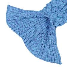 Mermaid Tail Blanket Knitting Pattern Impressive Amazon Modelshow Knitting Pattern Fish Scales Mermaid Tail