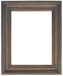 alden antique gold painting frame
