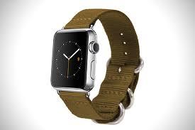 apple watch men. monowear nylon band apple watch men