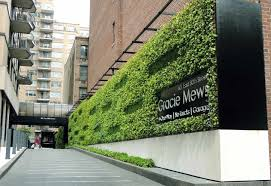 Gracie Mews Living Green Wall