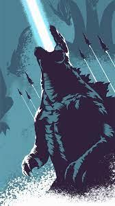 17 Godzilla iPhone Wallpapers ...