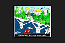 Small Picture Heatherwick and Boris promoted Garden Bridge before rigged TfL