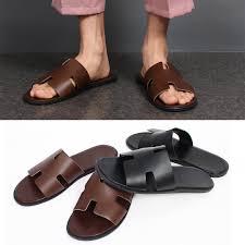 men s fashion open toe leather sandals 005 gentler gentler gentler 909c1c