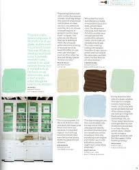 cottage paint colorsCottage  Modern The Right Colors for Your Kitchen Cabinets  My