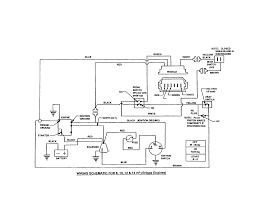 Wiring diagram for kohler engine best of snapper rear riding mower parts model n be