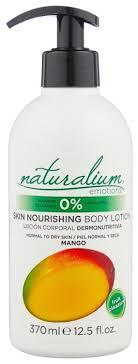 <b>Лосьон для</b> тела naturalium <b>питательный</b> Манго — купить по ...