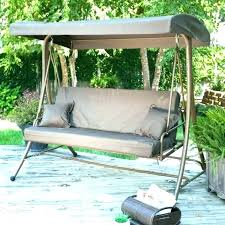 3 person patio swing with canopy swing 3 person patio daybed canopy gazebo swing