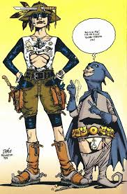 Tank Girl Quotes