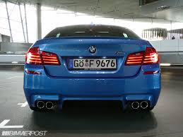 BMW Convertible full name for bmw : Loaded F10 M5 Individual in Special One-Off Blue Paint (interior ...