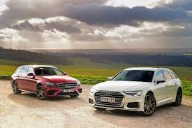 Audi A6 Depreciation Chart Audi A6 Avant Vs Mercedes E Class Estate Auto Express