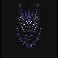 Minimalist Black Panther Wallpapers ...