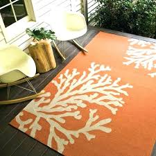 6x9 outdoor rug new outdoor rug branches orange gray indoor outdoor rug plastic outdoor rug plastic