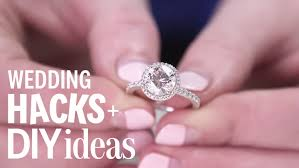 how to clean a diamond ring the