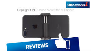 <b>JOBY GripTight One</b> Mount Review - YouTube