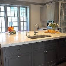 charcoal grey kitchen cabinets. Brilliant Kitchen Gray Kitchen Island In Charcoal Grey Cabinets A
