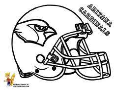 anti skull er football helmet coloring page