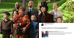 charlie and the chocolate factory remake ava duvernay