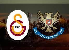 Galatasaray St. Johnstone maçı bu akşam saat kaçta hangi kanalda canlı  yayınlanacak?