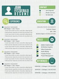 innovative resume