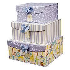 Decorative Nesting Storage Boxes