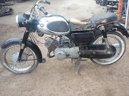 yamaha ya6 y21 1964 vintage motorcycle for parts or rebuild almost