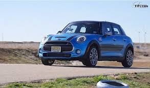 Mini Cooper S Door Is Bigger Better Video The Fast