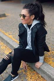 3 own the night leather jacket