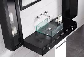Glass Sink Bathroom Designer Sinks Bathroom