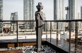 high rise sprite from the garden fountain installed june 2016