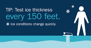 Ice Strength Chart Ice Thickness Chart Ameriprise Auto Home