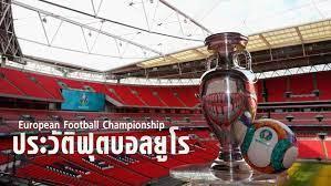 ประวัติ ฟุตบอลยูโร ศึกฟุตบอลชิงแชมป์แห่งชาติยุโรป สุดยิ่งใหญ่