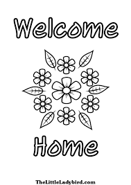 welcome back to school coloring page for kids school coloring