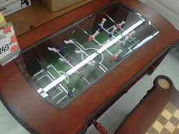 awesome foosball coffee table big lots on home decorating ideas