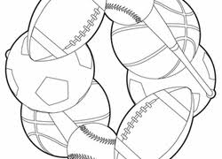Feel free to print and color from the best 39+ free printable sports coloring pages at getcolorings.com. Sports Coloring Pages Printables Education Com