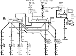Hazard flasher wiring diagram with template images