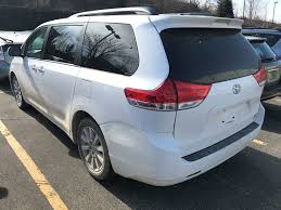 2014 Used Toyota Sienna 5dr 7-Passenger Van V6 XLE AWD at East ...