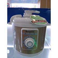 Nồi áp suất điện đa năng 6L thương hiệu Kangaroo Mã KG137