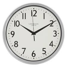White Kitchen Wall Clocks Big Kitchen Wall Clocks Clocks Pinterest Kitchen Wall Clocks