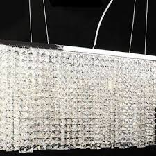 made in china k9 crystal chandelier led pendant lamp used home 6005 5