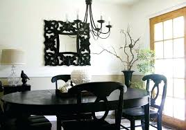 black dining room table and chairs dining room dining room table set black and white round