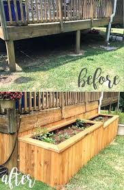 deck garden vegetables amazing of raised planter boxes for vegetables best ideas about raised garden beds deck garden vegetables