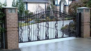 metal fence gate designs. Download Steel Fencing Designs Garden Design Within Metal Fence Prepare 8 Gate